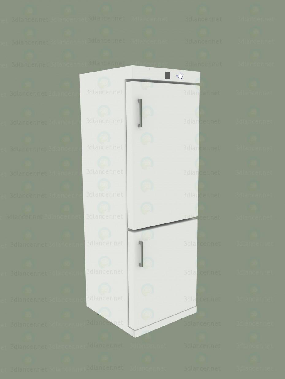 холодильник 3d модель купить - рендер