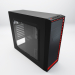 3d model Computer case - preview