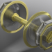 3 डी दरवाजा घुंडी मॉडल खरीद - रेंडर