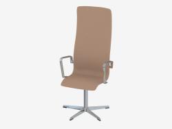 कार्यालय की कुर्सी ऑक्सफ़ोर्ड (उच्च पीठ के बिना पहियों के बिना)