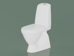 Toilet floor standing 1500 Nautic Hygienic Flush (GB111500201205)