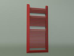 Towel rail EVO (1441x688, Red - RAL 3000)