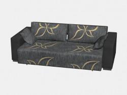 Canapé-lit Venus (variante II avec des coussins, 247h130)