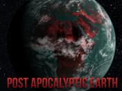 Post apocalyptic earth