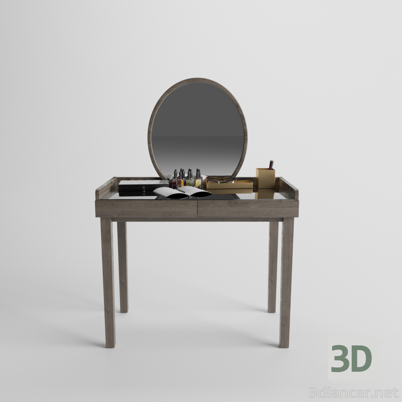3 डी XanderSet मॉडल खरीद - रेंडर