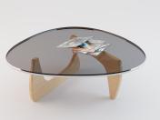 Table (Vitra Orange Coffee Table)