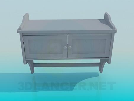 descarga gratuita de 3D modelado modelo Gabinete de regimiento