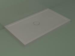 Shower tray Medio (30UM0111, Clay C37, 120x70 cm)