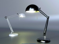 Lampe de table Ikea Forsa