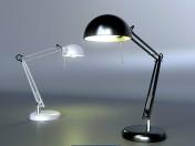 Lámpara de mesa de Ikea Forsa