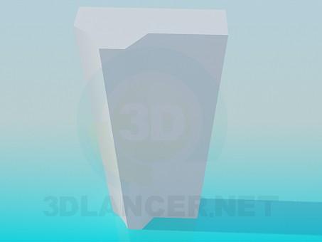 modelo 3D Enmarcando las ventanas - escuchar