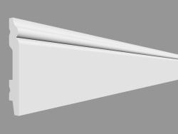 Plinth SX165 - CONTOUR (200 x 6.9 x 1.1 cm)