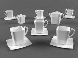 कॉफी सेवा
