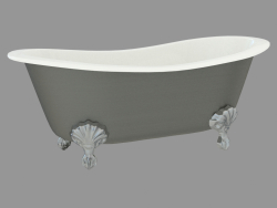 Cast Iron Bath Admiral Lux