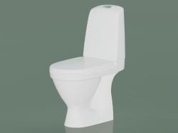 Toilet bowl floor-standing 5510L Nautic С + (GB1155103R1217)