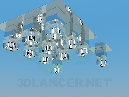 3d modeling The Luminaire model free download
