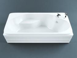 Akrilik banyo