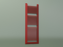 Towel rail EVO (1681x588, Red - RAL 3000)