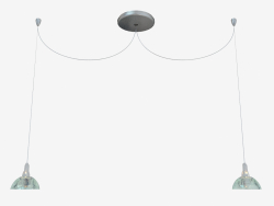 Lamp hanging 376 Galileo Mini 2