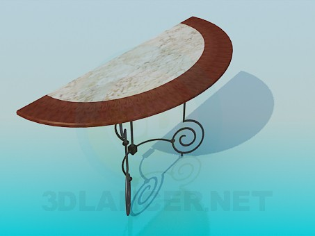 modelo 3D Mesa Ranaweera - escuchar
