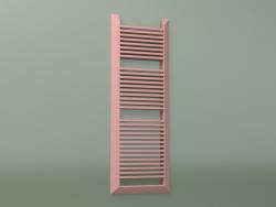 Towel rail EVO (1681x588, Pink - RAL 3015)