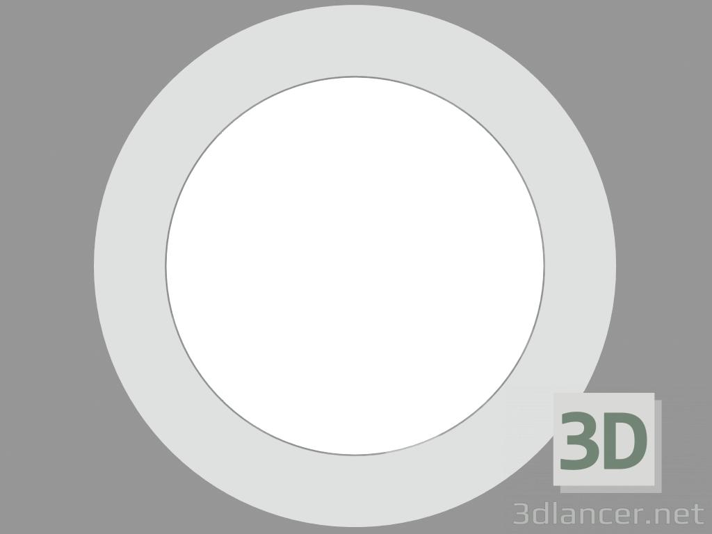 3 डी मॉडल साइडवॉक लैंप MEGAZIP ROUND (S8579W LED) - पूर्वावलोकन