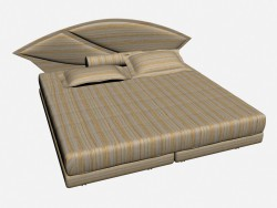 Bed double GINEVRA