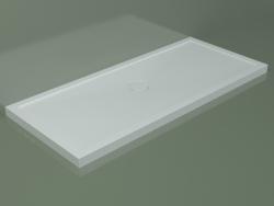 Plato de ducha Medio (30UM0113, Glacier White C01, 160x70 cm)