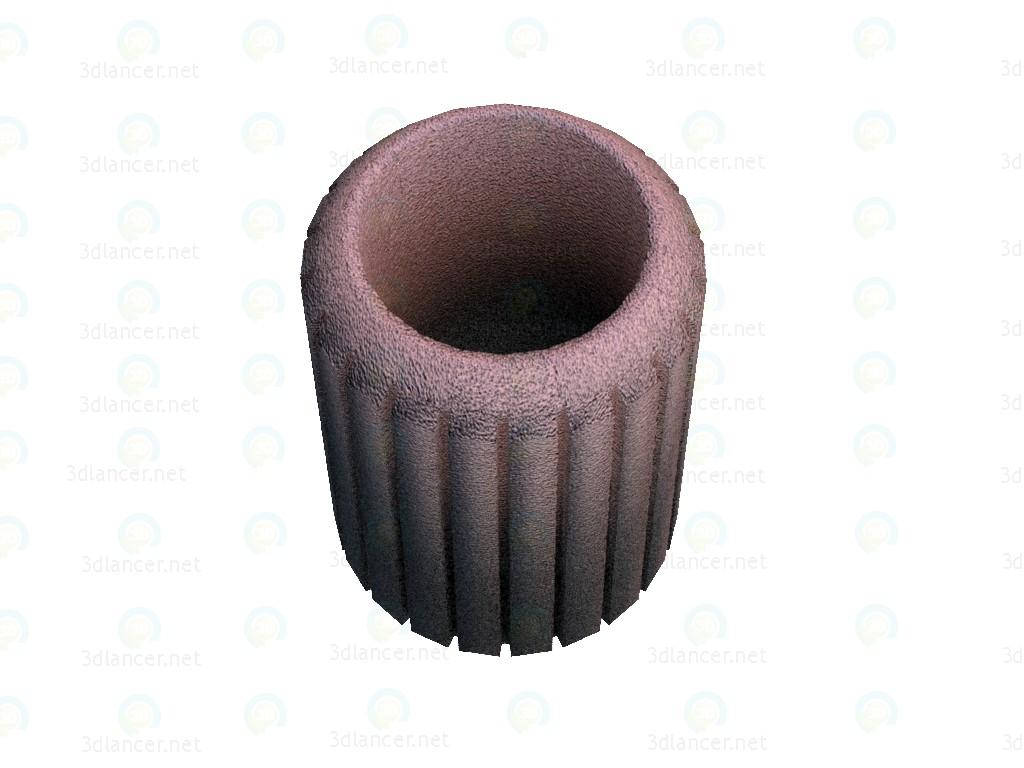 calle urna 3D modelo Compro - render