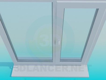 3d model Window - preview