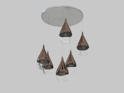 Gocce di lampadario (648010206)