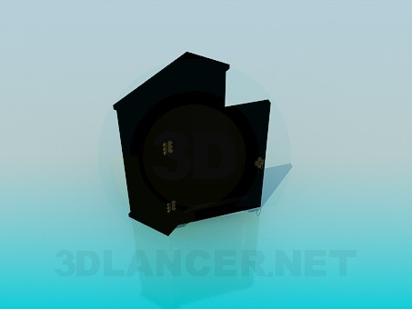 3d model Safety Deposit Box - preview