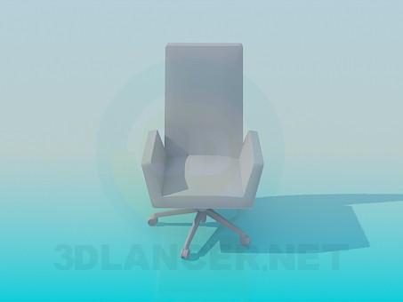 3d моделювання Крісло на колесах модель завантажити безкоштовно