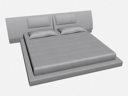 Bed double KIM 1