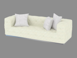 Sofa Triple Diamante (260)