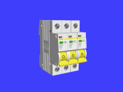 3-phase circuit breaker