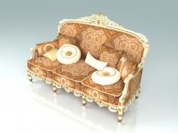 3-seater sofa (art. F19)