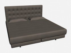Bed double KOBE