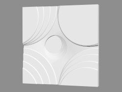 Panel de pared de yeso (artículo 133)