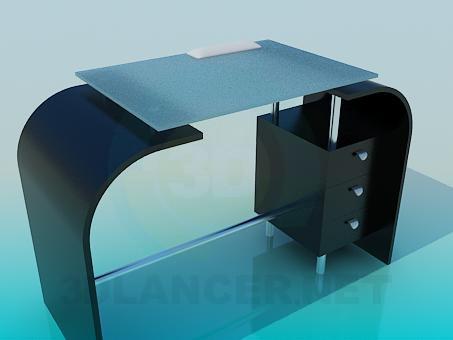 3d model Desktop - preview