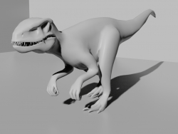 Animation Raptor
