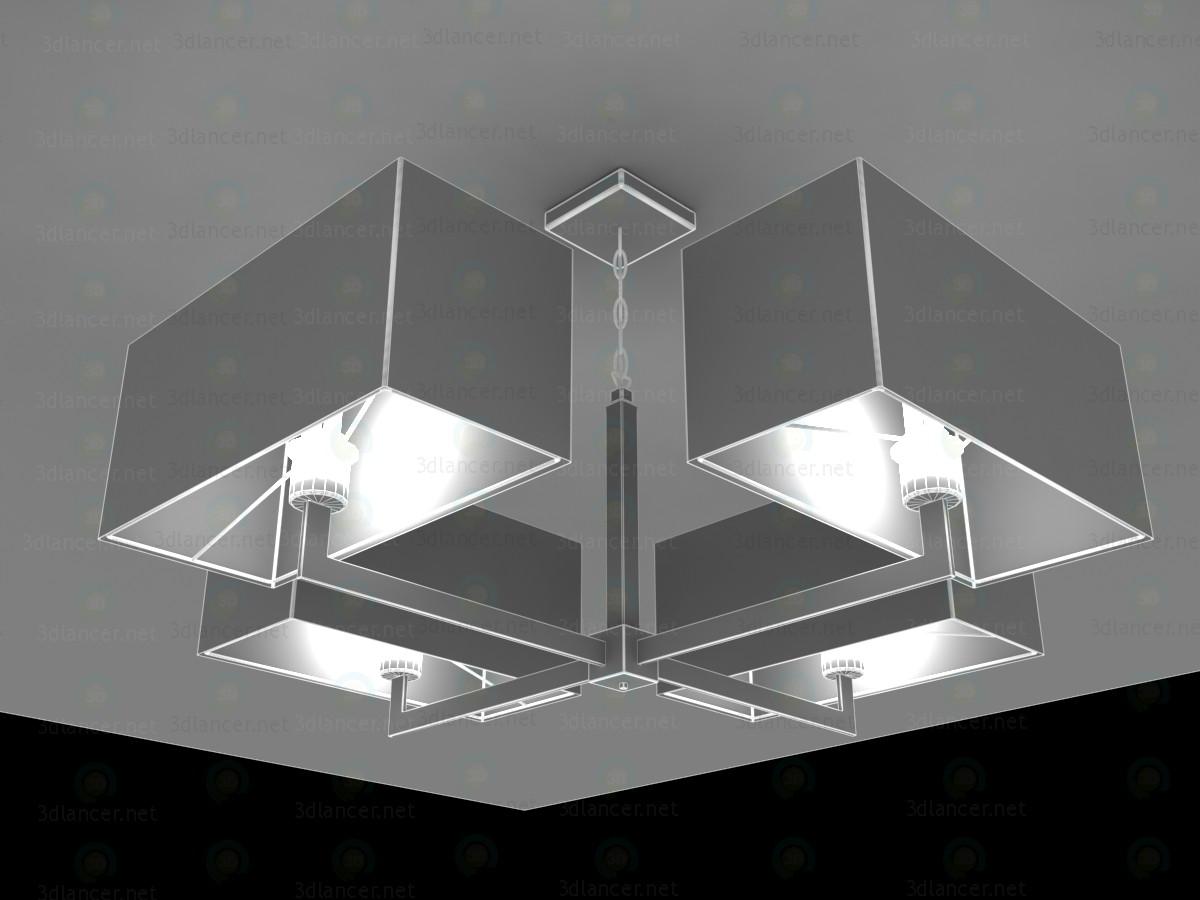 3d model Chandelier Odeon Light Norte 24214 - preview