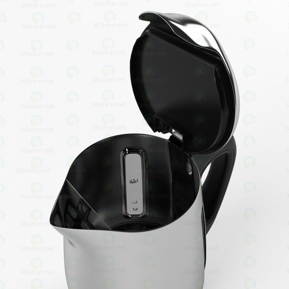 3d Чайник Tefal Vitesse модель купить - ракурс