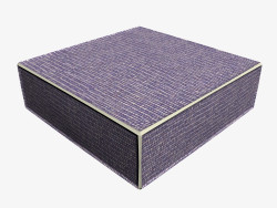 Pouffe Subo (60x60x18)