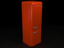 Réfrigérateur smeg 3ds max
