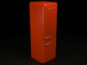 Refrigerator smeg 3ds max