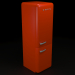 3d model Refrigerator smeg 3ds max - preview