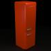 3d model Refrigerator smeg 3ds max - preview