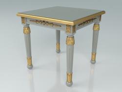 स्क्वायर साइड टेबल (कला। F19)