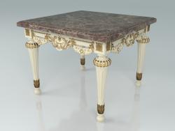 Square table (art. F19)